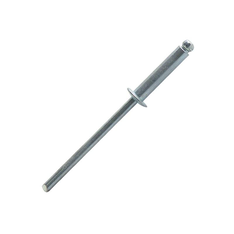 standardowy nit zrywalny - stal/stal - kołnierz standardowy