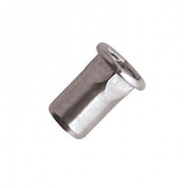 nitonakrętki sześciokątne - stal nierdzewna a2 - kołnierz cylindryczny