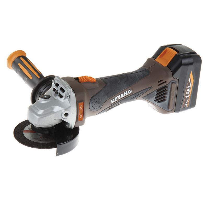18V cordless grinder